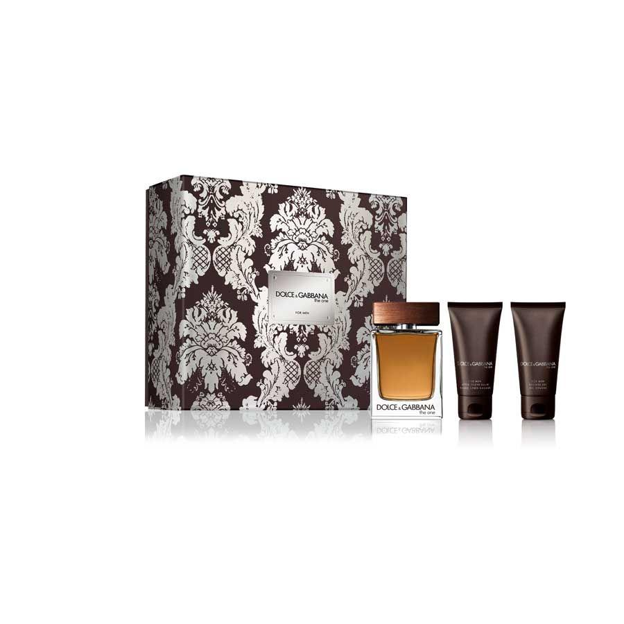 Dolce&Gabbana The One for Men Xmas set 2020 Trio