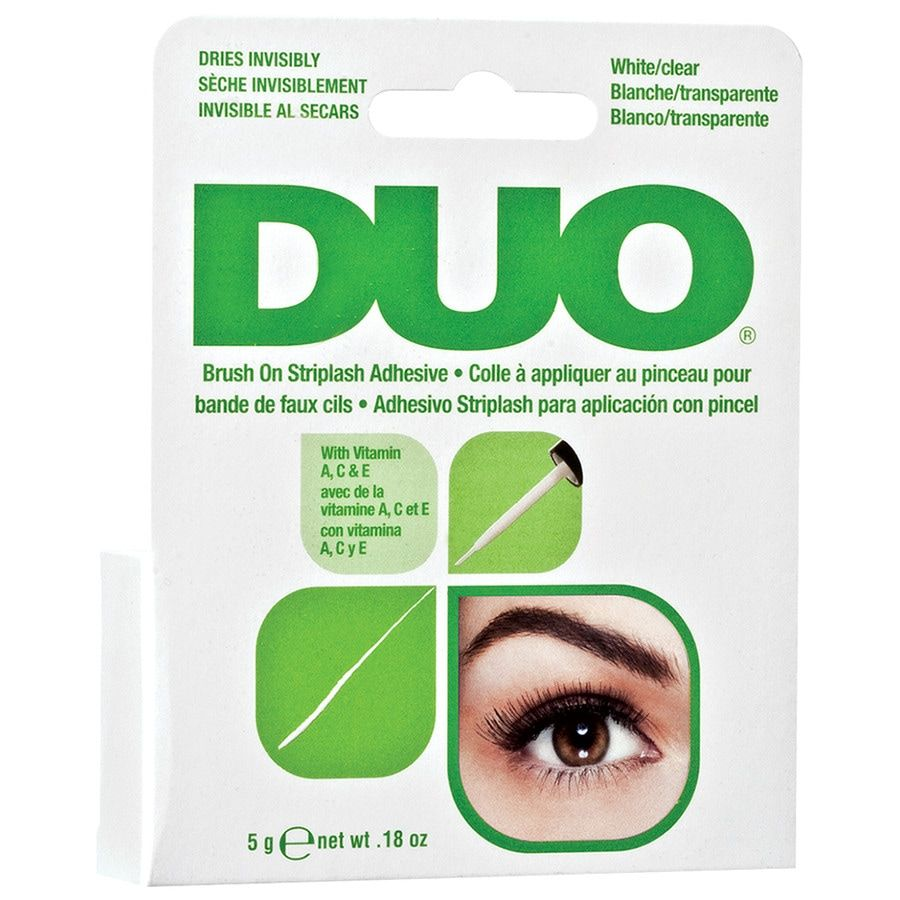Ardell Duo Brush On Adhesive Clear