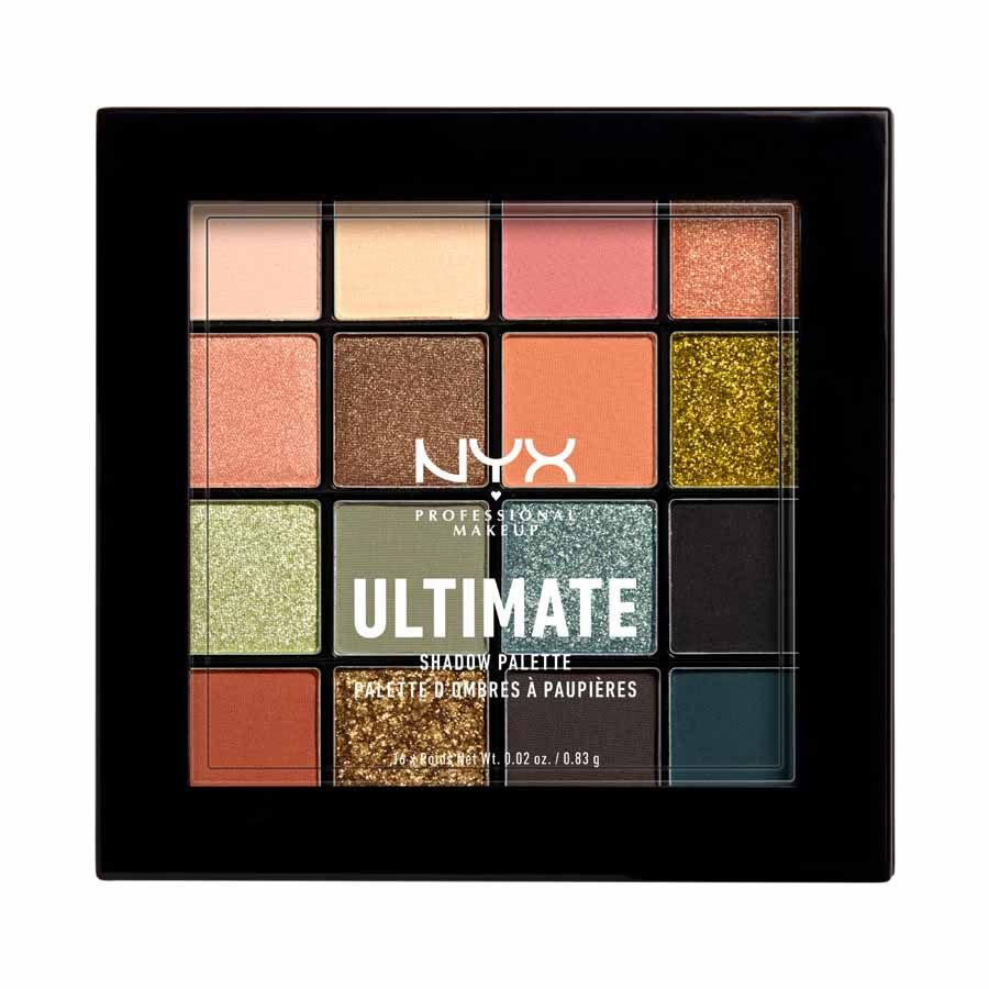 NYX Professional Makeup Ultimate Shadow Palette Utopia