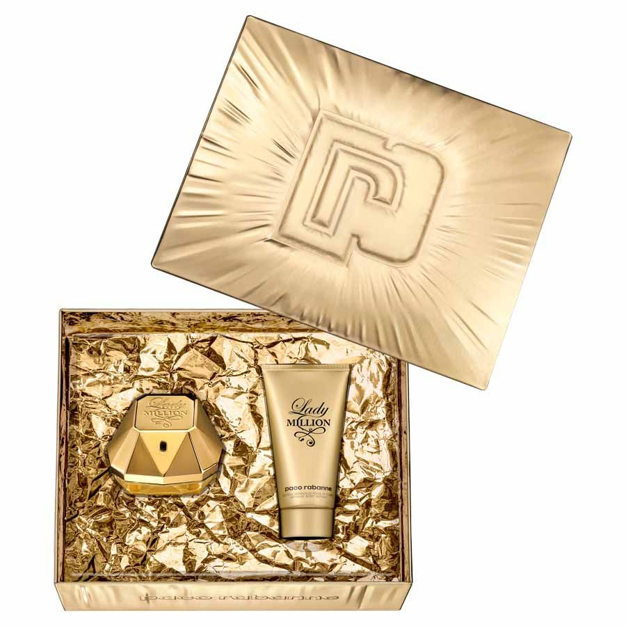 Paco Rabanne Lady Million W Set 50Ml