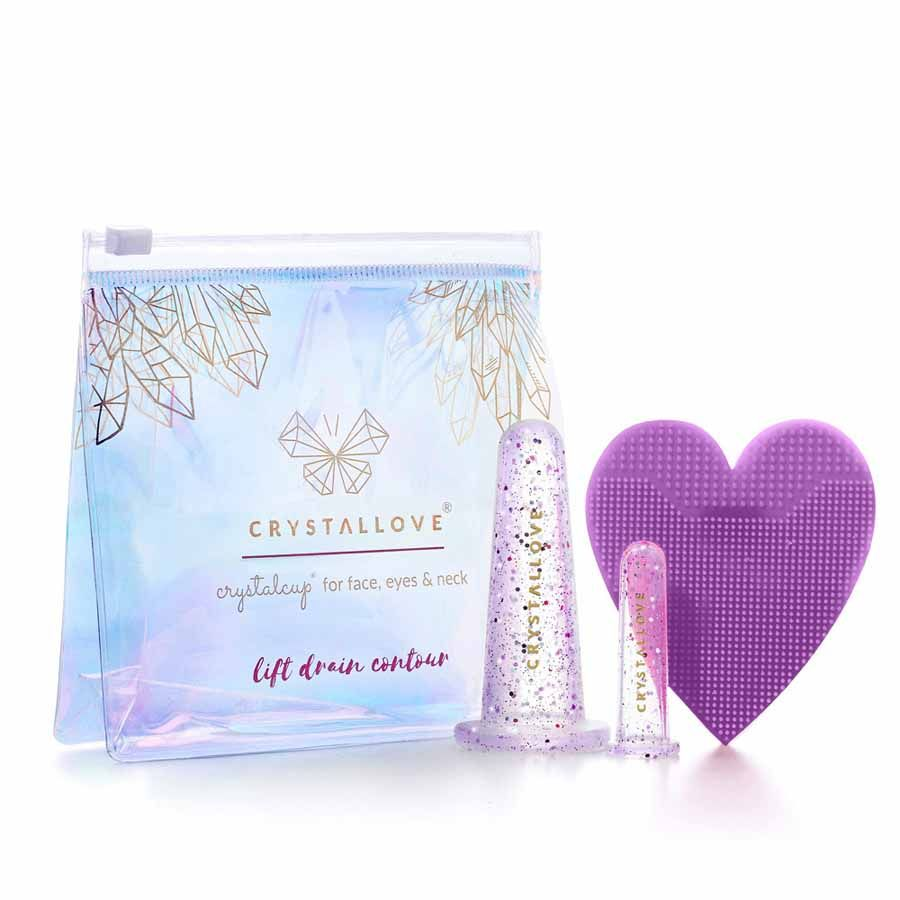 Crystallove Face Cupping Set