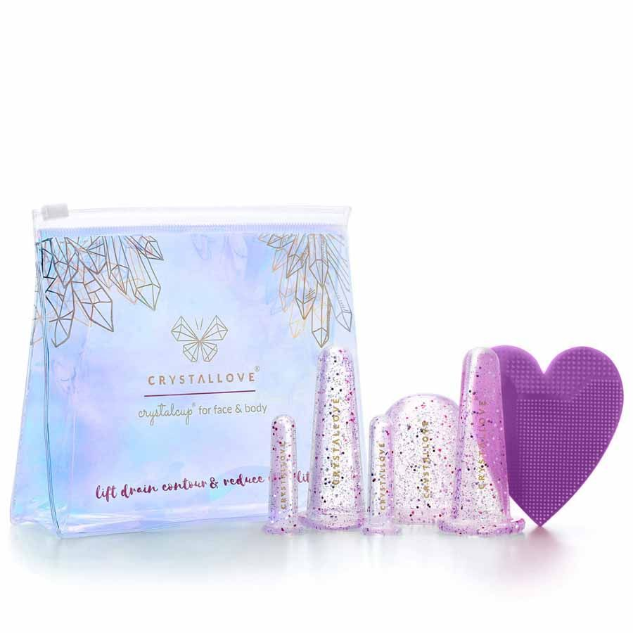 Crystallove Face and Body Cupping Set