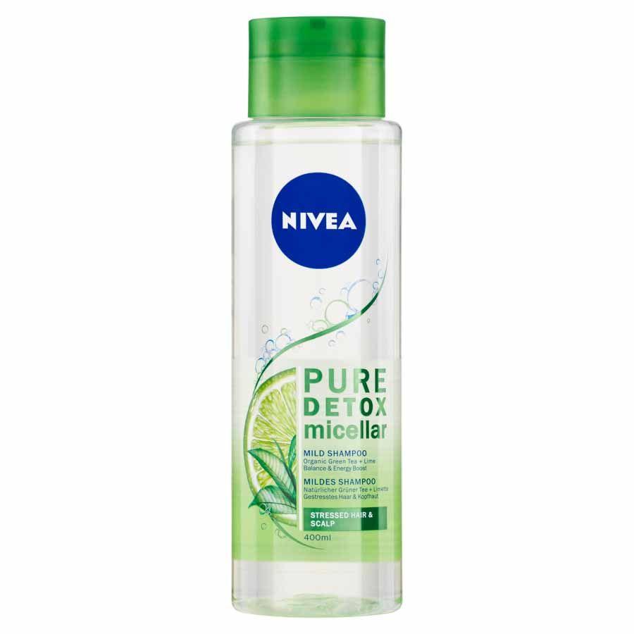 Nivea Detoxikační micelární šampon