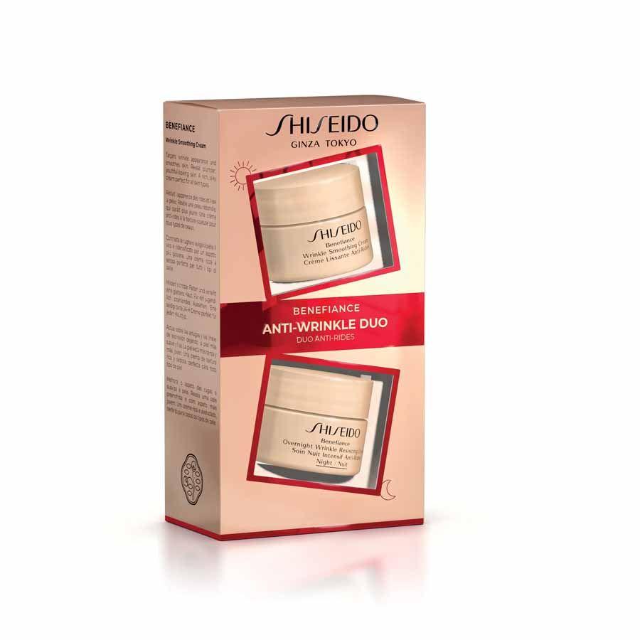 Shiseido Benefiance Duo Kit