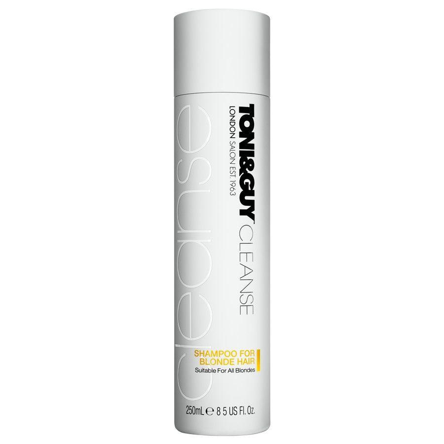 Toni & Guy Cleanse Illuminate Blonde Shampoo