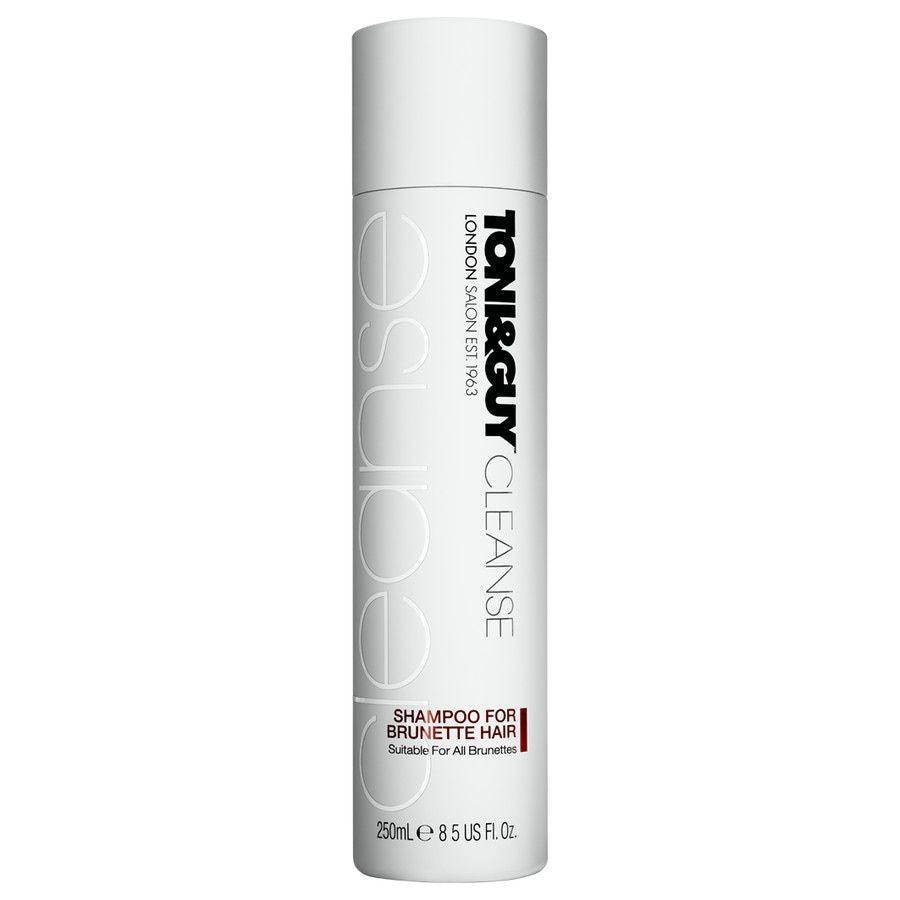 Toni & Guy Cleanse Radiant Brunette Shampoo