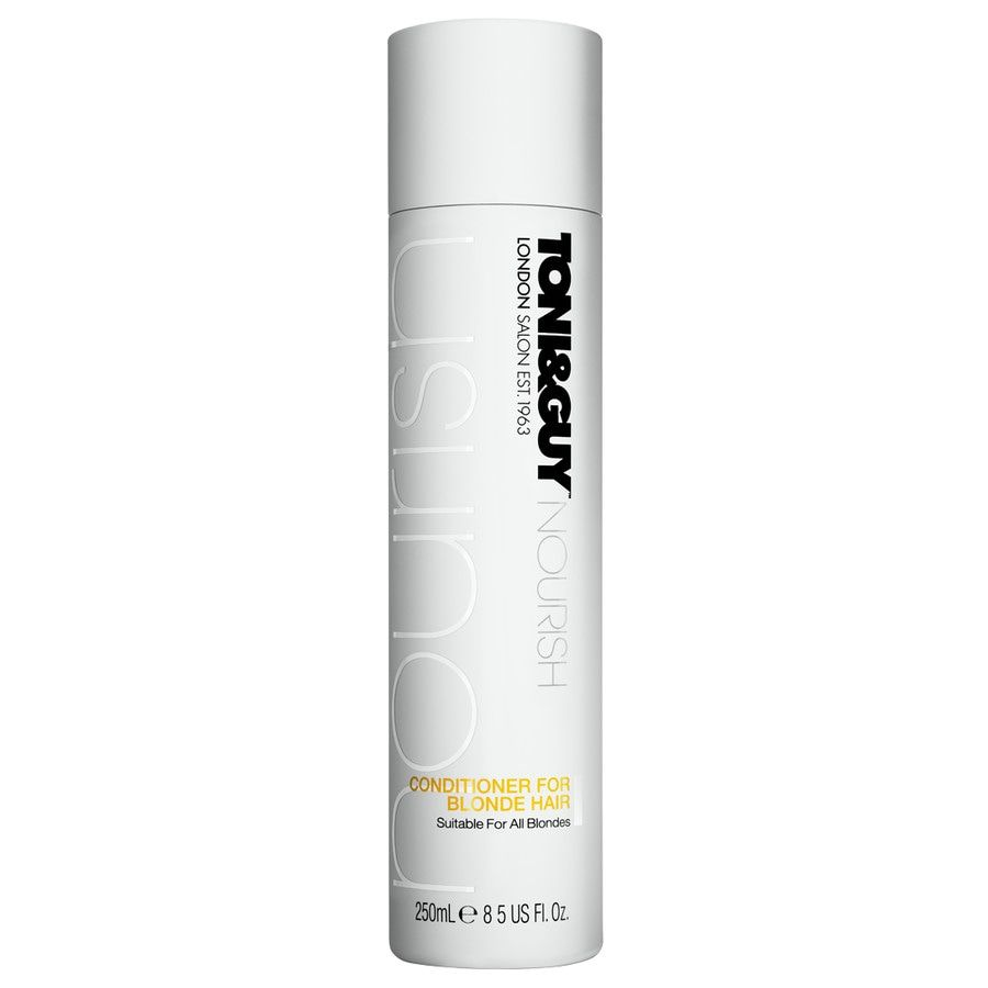 Toni & Guy Nourish Illuminate Blonde Conditioner