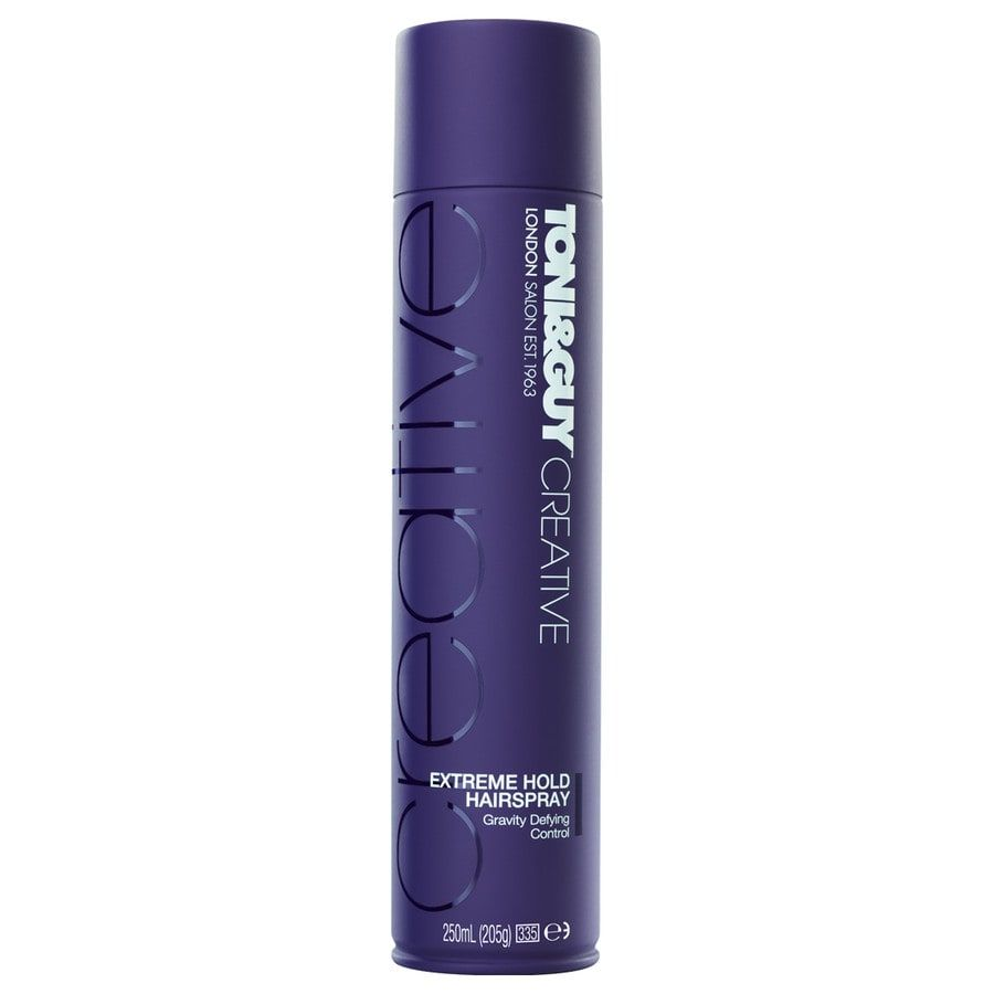 Toni & Guy Creative Extreme Hold Hair Spray