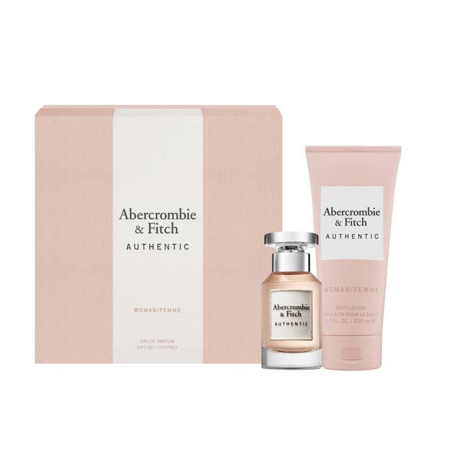 Abercrombie & Fitch Authentic Woman Set (50 ml)