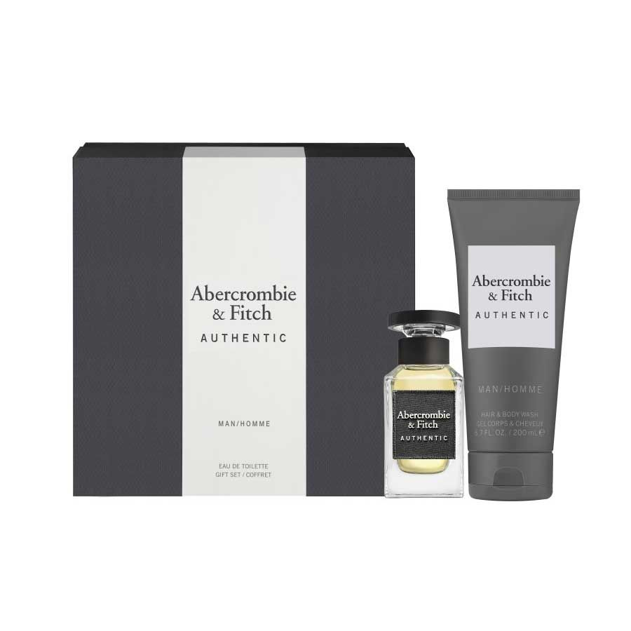 Abercrombie & Fitch Authentic Set Man (50 ml)