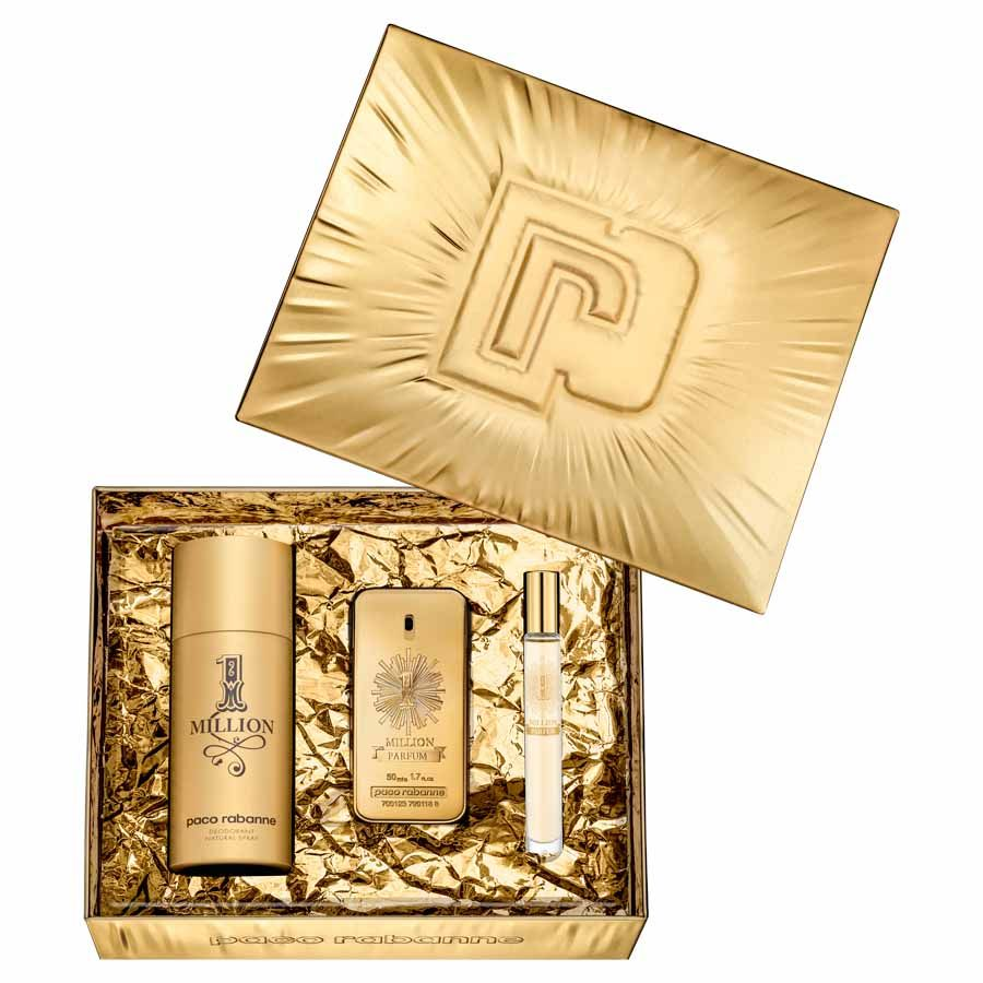 Paco Rabanne 1Million Parfum Set 50Ml