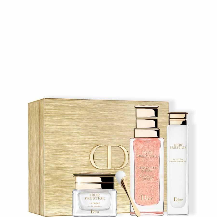 DIOR Dior Prestige Set - lotion, crème, micro-huile de rose
