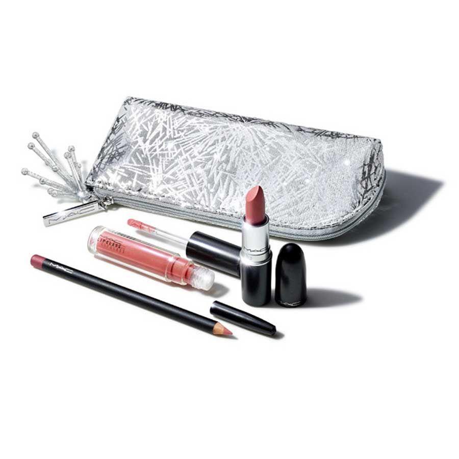 MAC Firewerk It Lip Kit: Blu