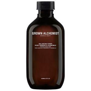 Grown Alchemist Balancing Toner: Rose, Ginseng & Chamomile