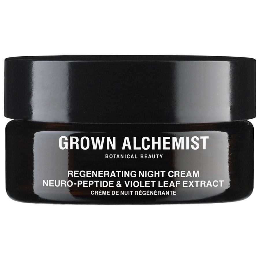 Grown Alchemist Regenerating Night Cream: Neuro-Peptide & Violet Leaf Extract