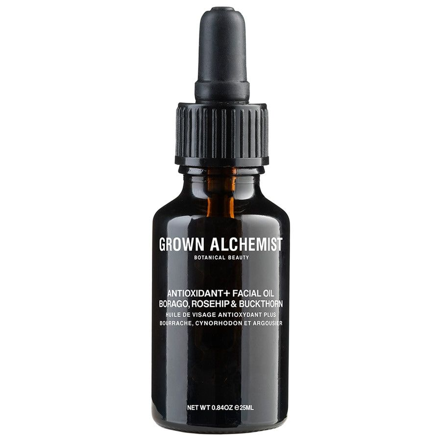 Grown Alchemist Anti-Oxidant + Facial Oil: Borago, Rosehip & Buckthorn