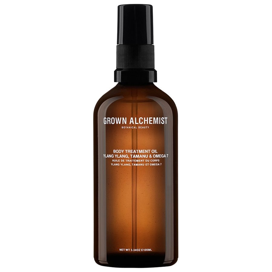 Grown Alchemist Body Treatment Oil: Ylang Ylang, Tamanu & Omega 7