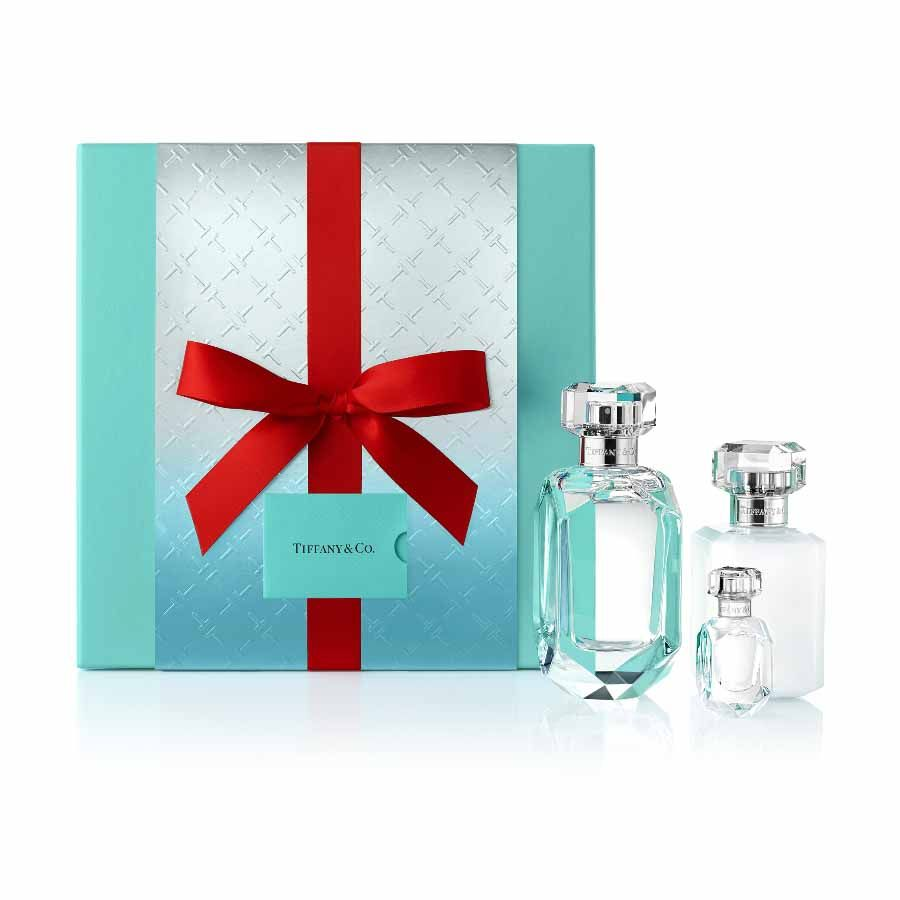 Tiffany & Co. Tiffany Sheer EDT 75ml + BODY LOTION 100ml + MINI 20ml