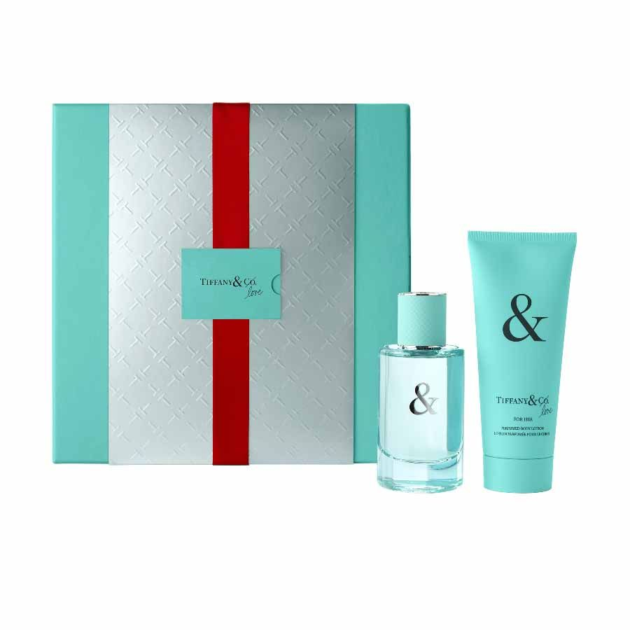 Tiffany & Co. Tiffany&Love For Her EDP 50ml + BODY LOTION 100ml