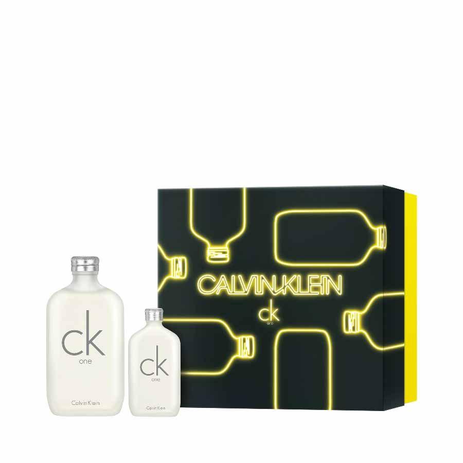 Calvin Klein CK One EDT 200ml + EDT 50ml
