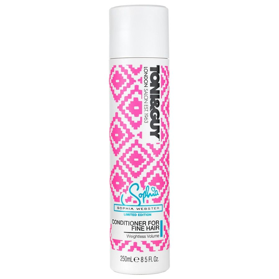 Toni & Guy Nourish Volume Addiction Conditioner For Fine Hair