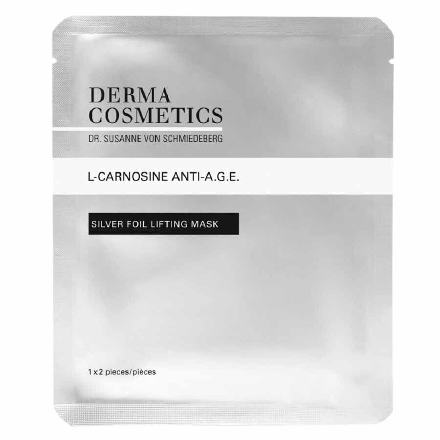 Dermacosmetics L-Carnosine Anti A.G.E. Silver Foil Lifting Mask