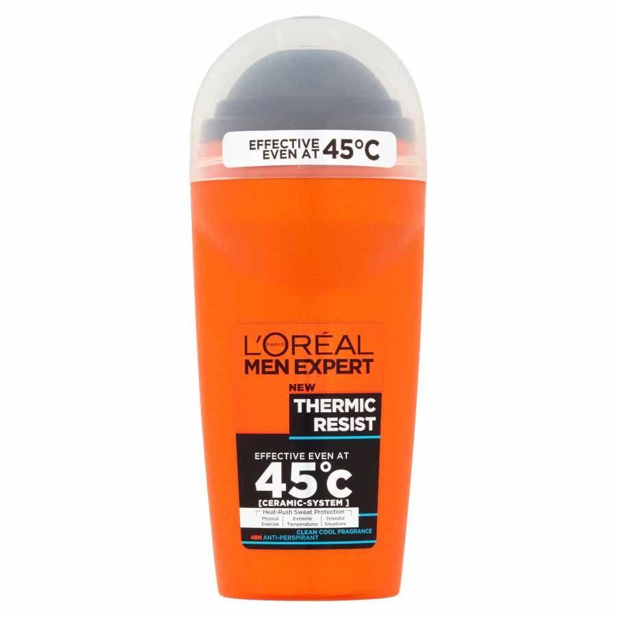 L´Oréal Paris Men Expert Thermic Resist Antiperspirant Roll-On