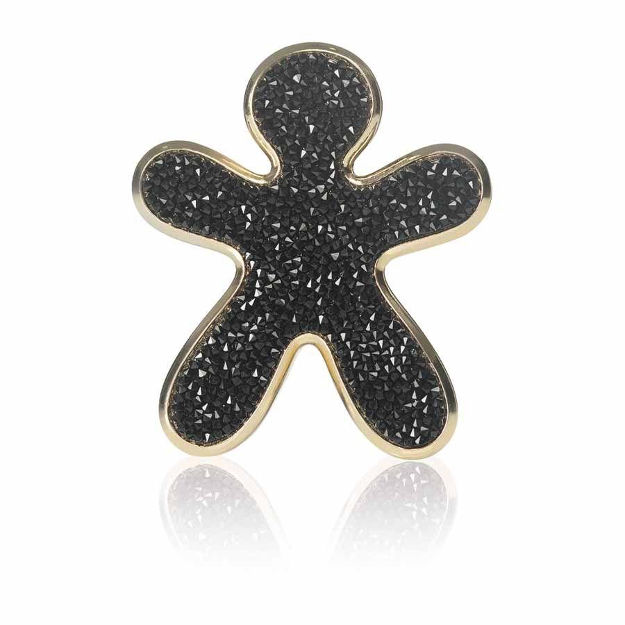 Mr & Mrs Fragrance Niki Black Crystal Gold After Midnight (Po Půlnoci)