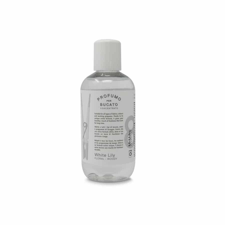 Mr & Mrs Fragrance Parfumovaná Voda Na Pranie White Lily, 250 Ml