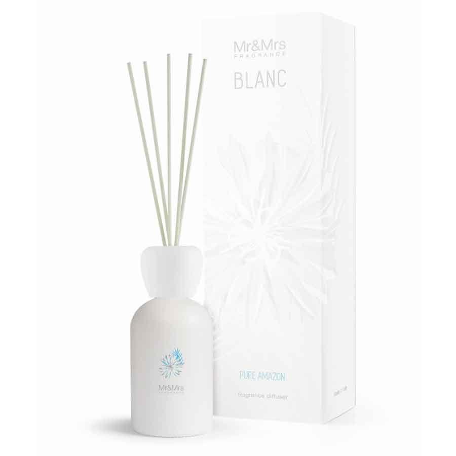 Mr & Mrs Fragrance Blanc Difuzér - Pure Amazon (Aria Pura)
