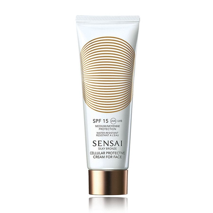 SENSAI Silky Bronze Cellular Protective Cream for Face