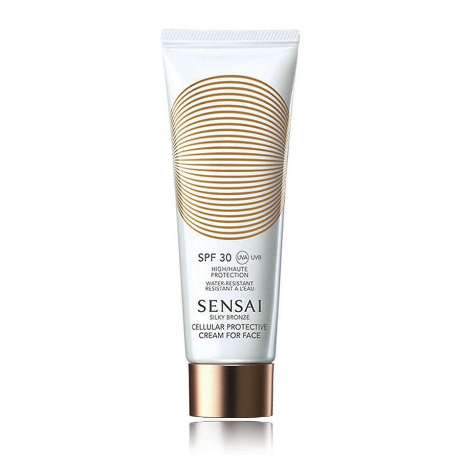 SENSAI Silky Bronze Cellular Protective Cream for Face