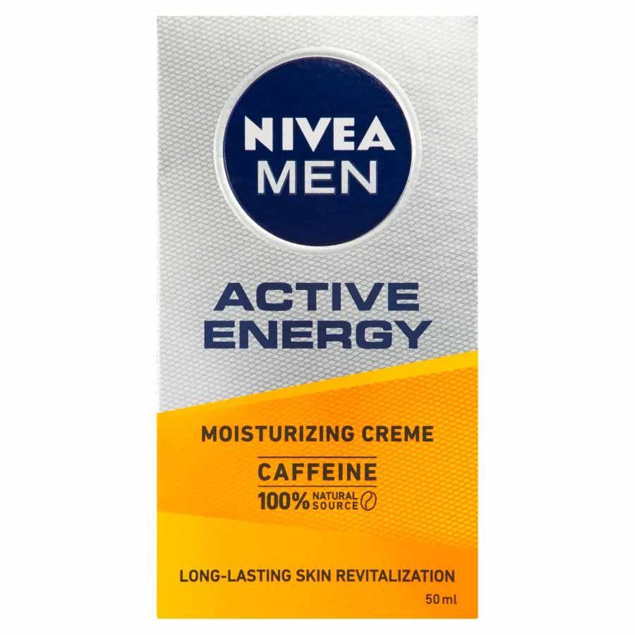 Nivea Nivea Men Revitalizační pleťový krém Active Energy