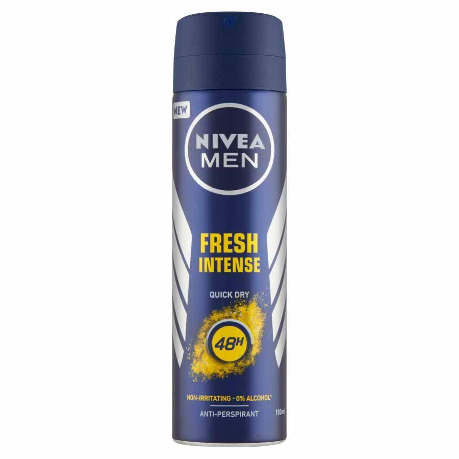 Nivea Nivea Men Sprej antiperspirant Fresh Intense