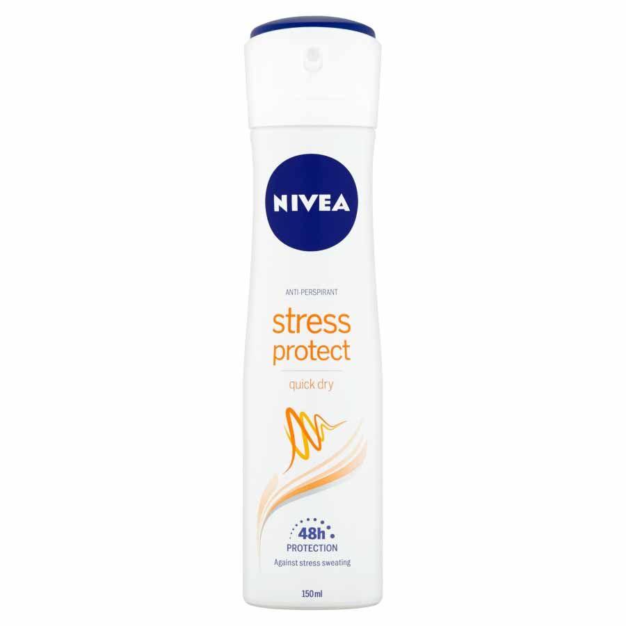 Nivea Nivea Sprej antiperspirant Stress Protect