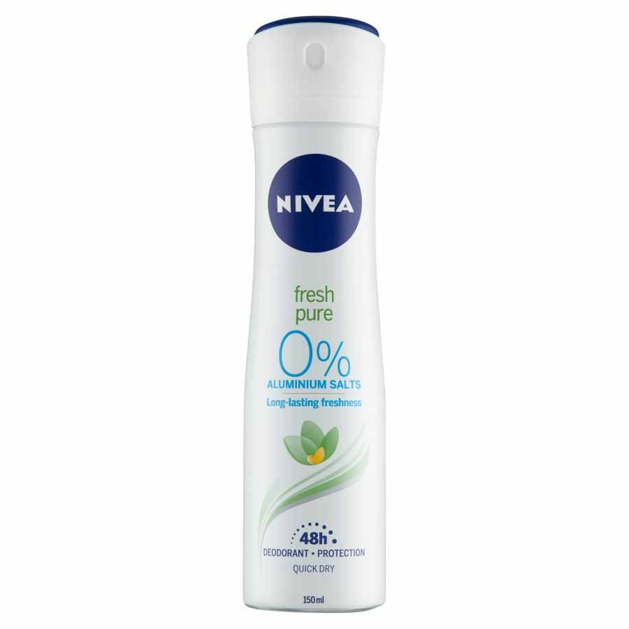 Nivea Sprej deodorant Fresh & Pure