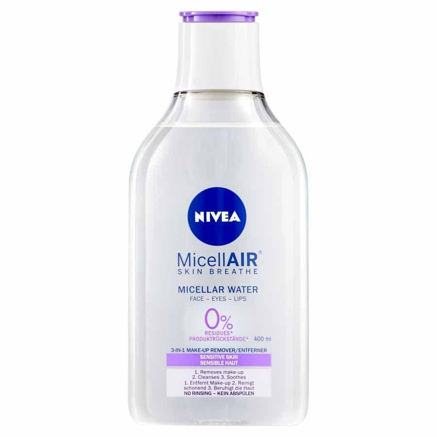 Nivea Nivea Upokojujúca ošetrujúca micelárna voda 400 ml