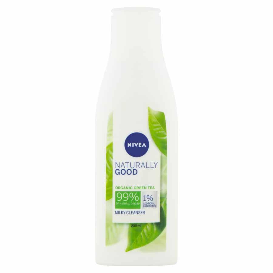 Nivea Čisticí pleťové mléko Naturally Good