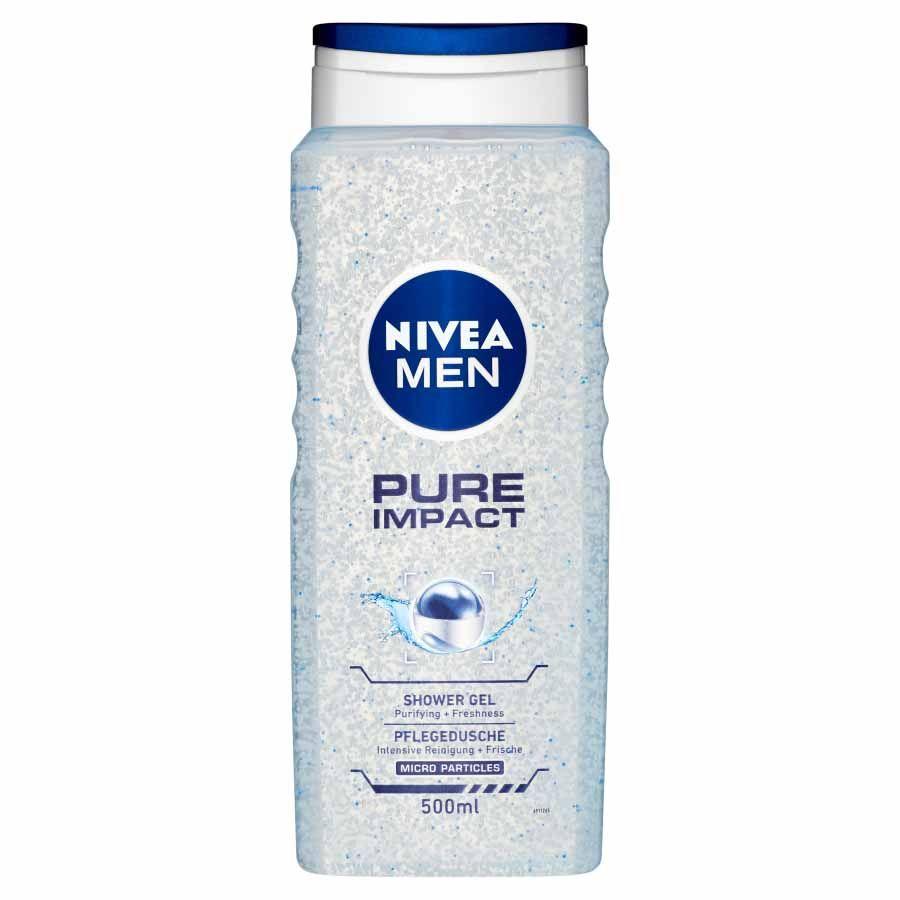 Nivea Nivea Men Sprchový gel Pure Impact