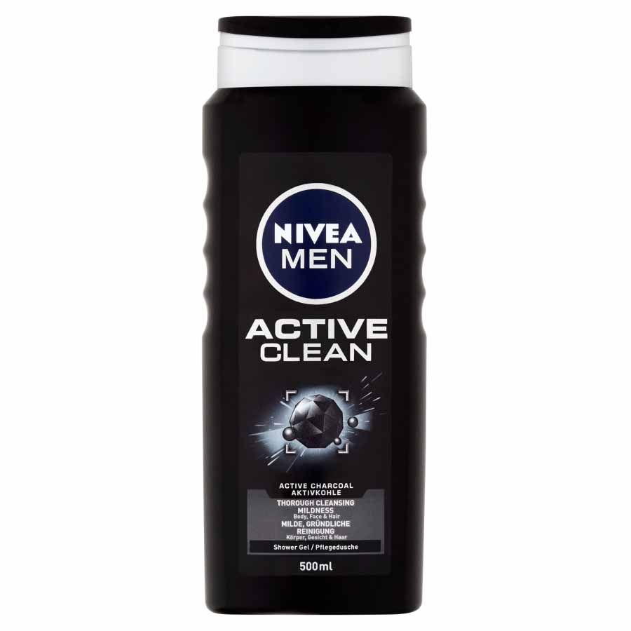 Nivea Nivea Men Sprchový gel Active Clean