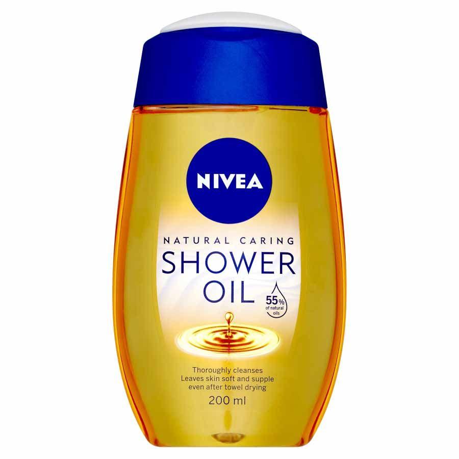 Nivea Pečující sprchový olej Natural