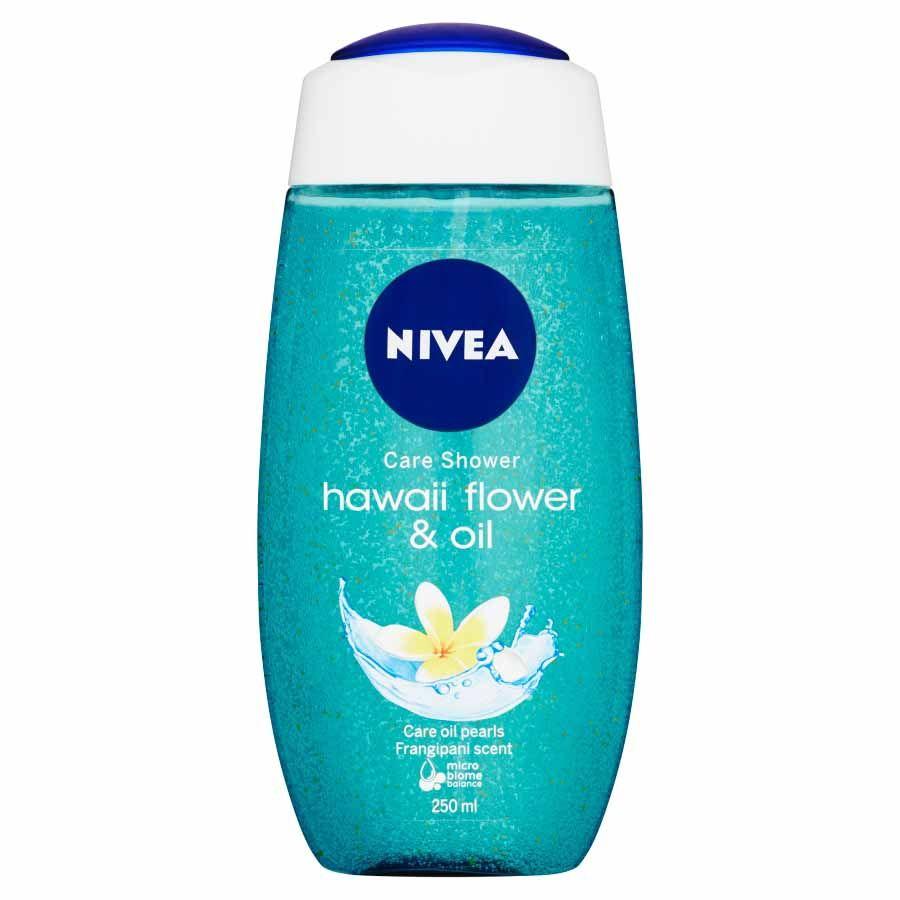 Nivea Osvěžující sprchový gel Hawaii Flower & Oil