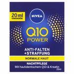 Nivea Zpevňující noční krém proti vráskám Q10 Power