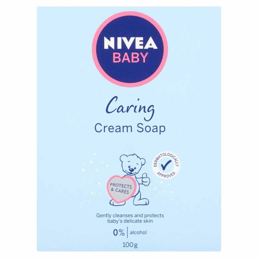 Nivea Nivea Baby Krémové mýdlo