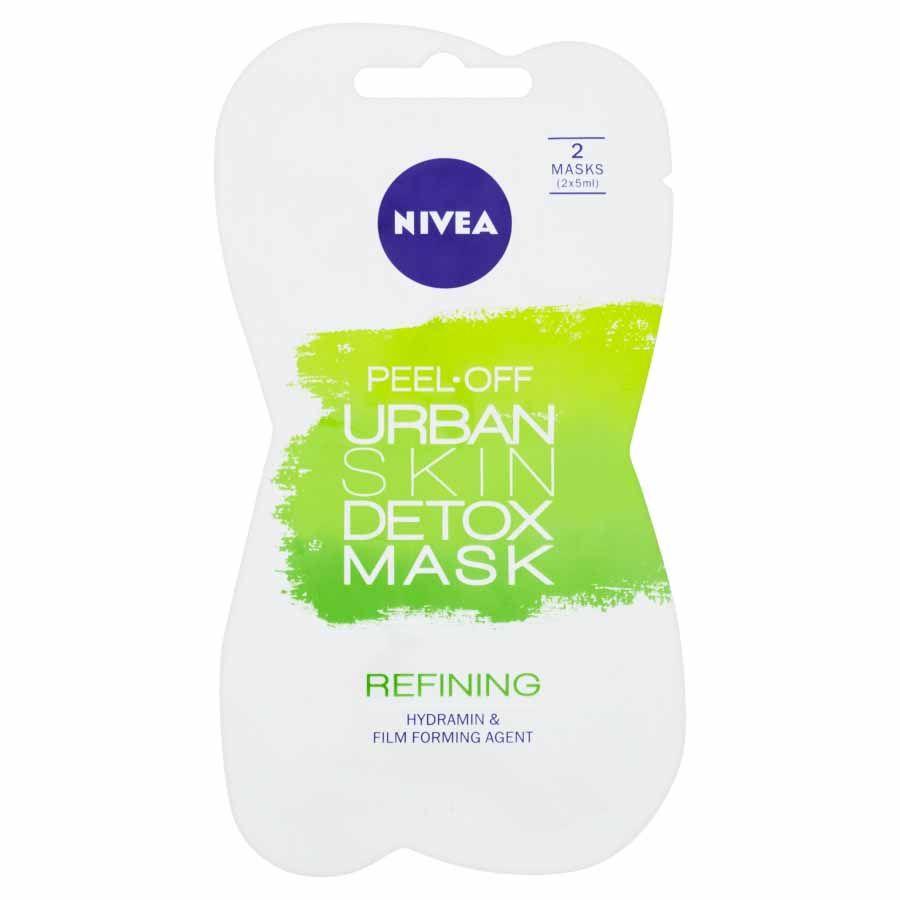 Nivea Nivea Zlupovacia zjemňujúca maska Urban Skin Detox