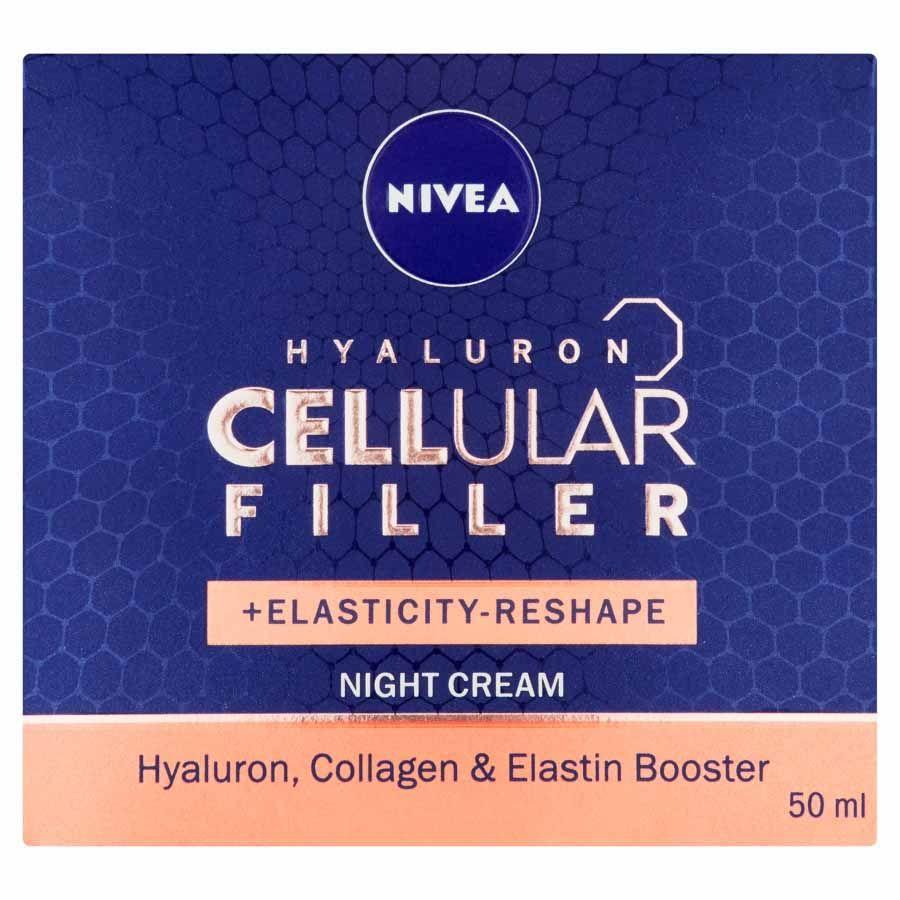 Nivea Remodelační noční krém Cellular Elasticity