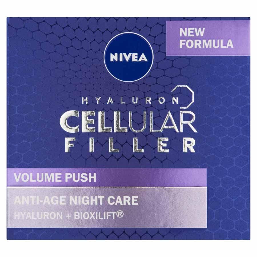 Nivea Nivea Vypľňajúci nočný Hyaluron Cellular Filler