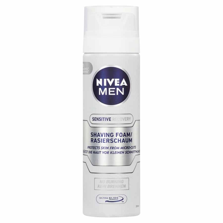 Nivea Nivea Men Pena na holenie Sensitive Recovery
