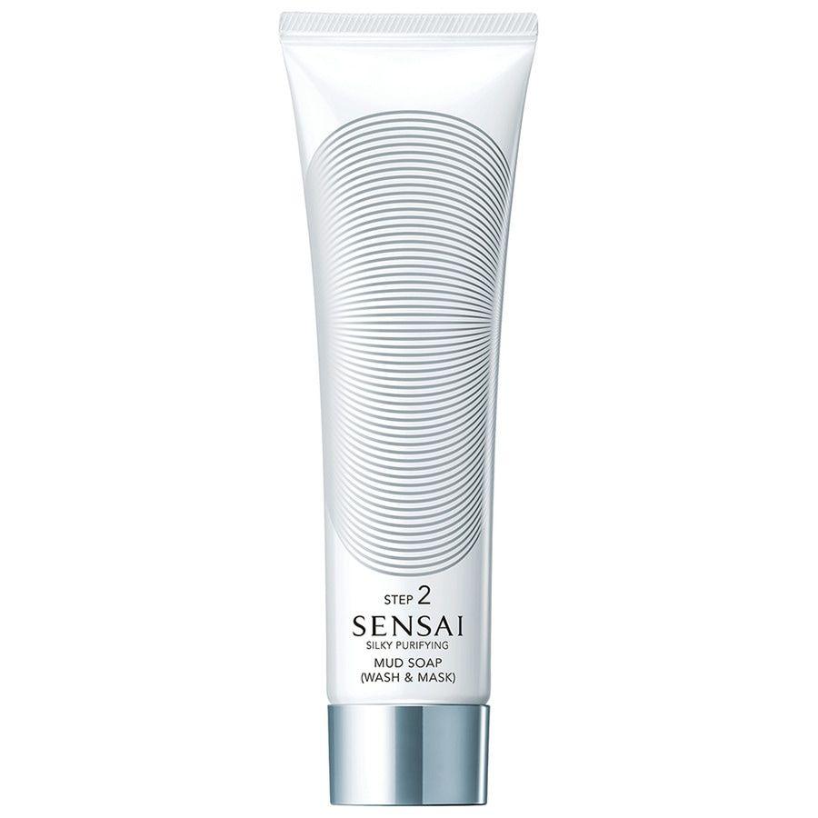 SENSAI Mud Soap (Wash and Mask)