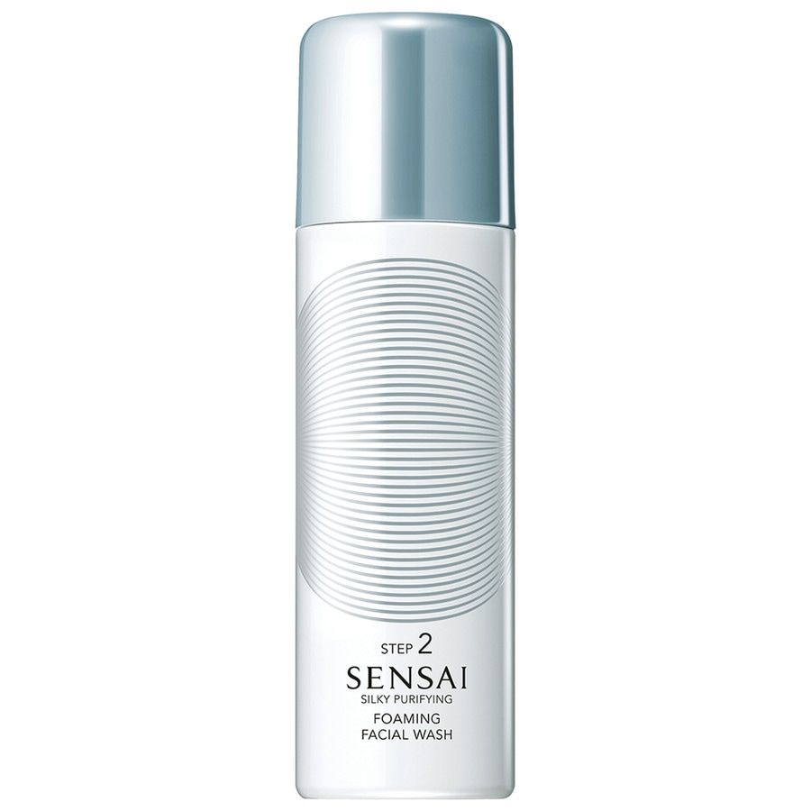 SENSAI Silky Purifying Foaming Facial Wash